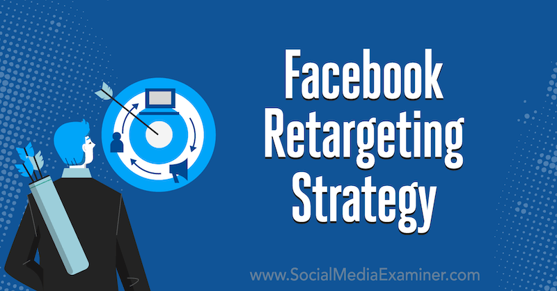 Facebook Retargeting Strategy: Creative Applications featuring insights from Tristen Sutton on the Social Media Marketing Podcast.